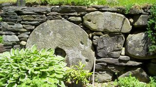 Old-mill-stone