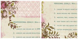 Goal setting - Terri-Conrad-Designs