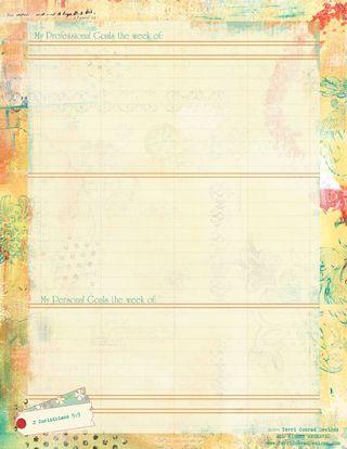 Goals by faith_ Terri-Conrad-Designs